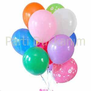 Uçan Balon Demetleri