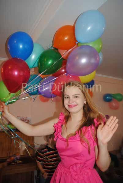 Sevgiliye Balon Hediye