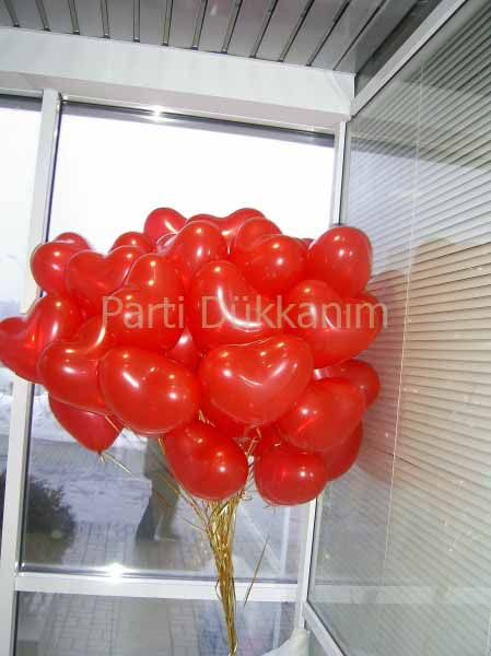 Sevgiliye Uçan Balon