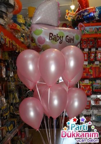 ucan-balon-demeti-bebek-balonu-pembe