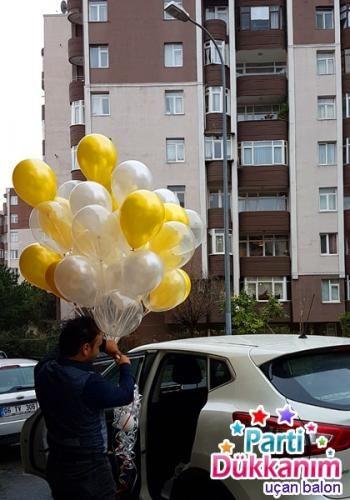 ucan-balon-sari-beyaz-karma