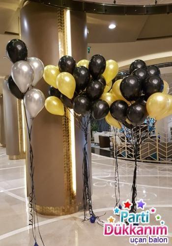 ucan-balon-sari-siyah-demet